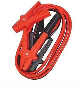 cable de demarrage batterie voiture auto 600 a 3 6 metres pince cuivre revet pvc ebay. Black Bedroom Furniture Sets. Home Design Ideas