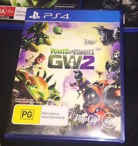 Plants vs zombies gw2 - PlayStation 4 Narellan Camden Area Preview
