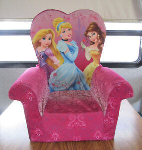 DISNEY Princess Toddler Chair