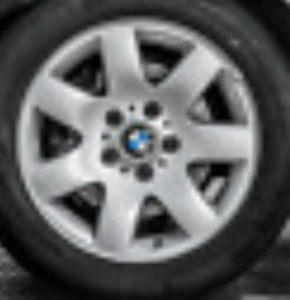 BMW Studded Winter Tires 16""