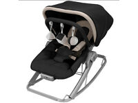 Maclaren Rocker Black/Champagne ***Brand new and boxed***