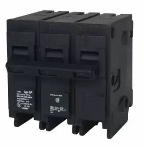 Siemens/Ite/Gould-Q3100-Plug-In Circuit Breaker-Q, 100 Amp, 3 Pole, 240 V