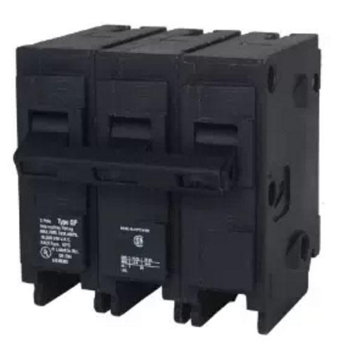 Siemens/Ite/Gould-Q340-Plug-In Circuit Breaker-Q, 40 Amp, 3 Pole, 240 V, Mold