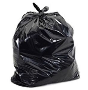 2 large garbage bags girls clothes
