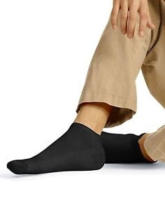 Hanes Men's Low-Cut Socks 6-Pack - style 188