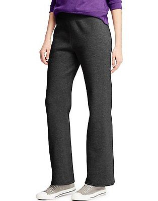 Hanes ComfortSoft™  EcoSmart® Women's Petite Open Leg Swe