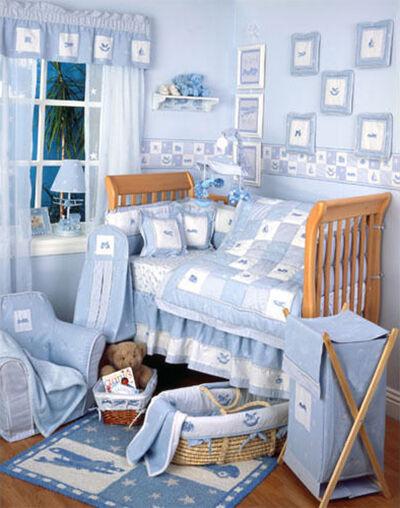 Boys' Nursery Bedding Set Buying Guide