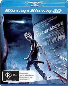 Dead Shadows = NEW 3D Blu-Ray