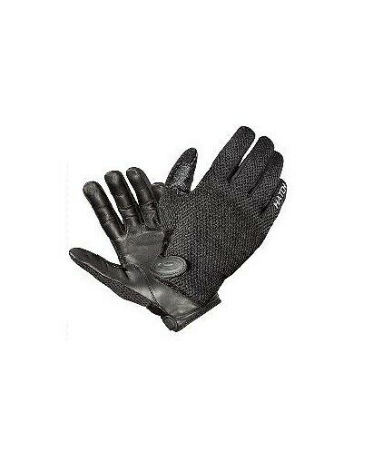 Hatch Gloves CT250 Cool Tac Search Duty Unlined Hot Weather Glove Black L