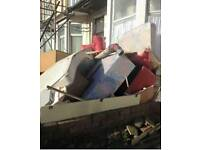 Cheaper alternative to a skip . Tip runs . Rubbish clearance, diy waste , light demolition