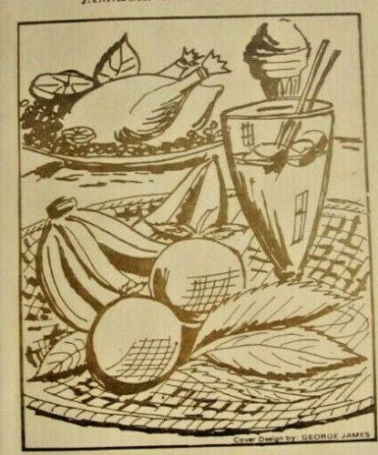 Jamaican Cookery: Recipes from Old Jamaican Grandmothers Vintage George James