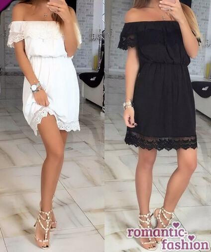 ♥Größe 34 bis 44 Abendkleid Sommerkleid Cocktailkleid Strandkleid+NEU+SOFORT♥
