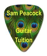 Sam Peacock Music Tuition - Guitar Teacher / Guitar Lessons Adamstown Heights Newcastle Area Preview