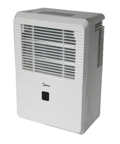 Midea Energy Star 50-Pint Dehumidifier