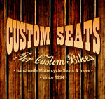 CUSTOM SEATS for Custom Bikes