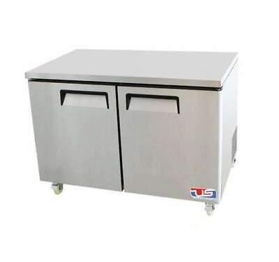 Us Refrigeration Usuv-60f 2 Door Under-counter Freezer