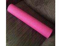 Yoga Mat (Pink)