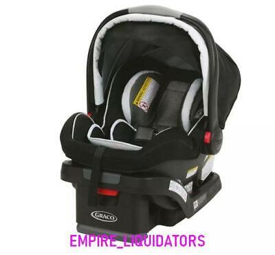 BRAND NEW - GRACO SNUGRIDE SNUGLOCK 35 LX INFANT CAR SEAT - NEWBORN TO 2 YEARS
