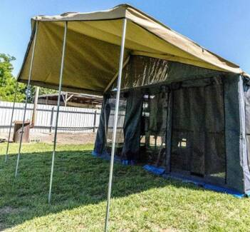 Complete Campsite Extra Awning Faulconbridge Blue Mountains Preview