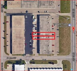 Leduc and South Edmonton Industrial Bays for Sale/Lease