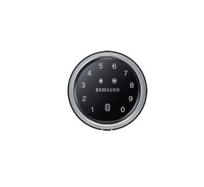 Samsung IoT Smart Electronic Digital Door Lock SHP-DS700 Compact Round 3Way_NV