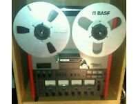 TEAC A3440 Reel To Reel - 4 track tape machine