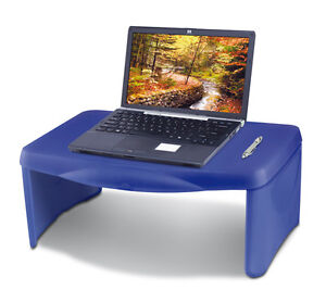 Lap Laptop Desk Portable Table Kid Draw Folding Light Weight w/ Buit-in Storage