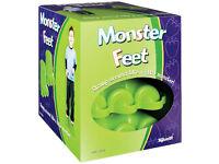 Monster Feet Stilts (brand new Still Boxed)