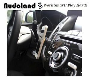Magnetic Car Air Vent Phone Holder + Phone Ring/Kick Stand Combo