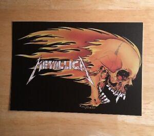 Metallica Sticker
