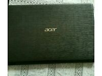 Acer Aspire 3 15.6 Inch AMD E2 4GB 500GB Laptop - Black