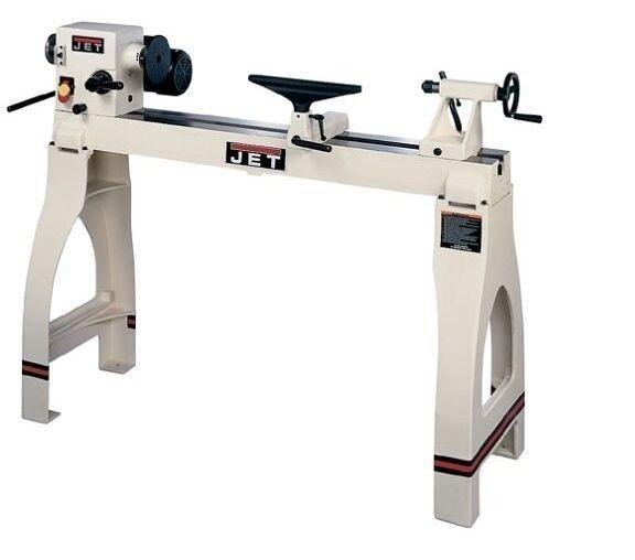Wood Lathe JET Model# JWL1442VS Used