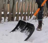Wanted:  Reliable, Beaches Triangle sidewalk shovel for Winter