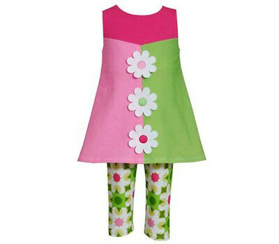 BONNIE JEAN NEW TODDLER DRESS PARTY, BIRTHDAY, SUMMER, HOLIDAY LEGGINGS SET  - Holiday Toddler Dress
