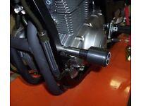 Suzuki GS500 R&G Frame Sliders