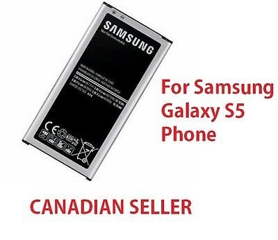 Brand New Samsung Galaxy S5, S5 NEO G900  i9600 Battery EB-BG900BBC EB-BG900BBU for sale  Brampton