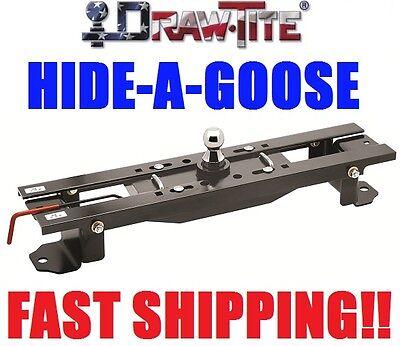 Hide-a-goose Underbed Gooseneck Hitch 11-16 Chevy Silverado Gmc Sierra 3500hd