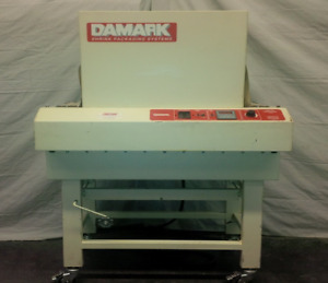 Used Damark STR16 Shrink Tunnel Shrink Wrapper