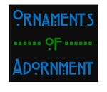 Ornaments-of-Adornment