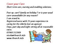 Short term care and nursing solutions