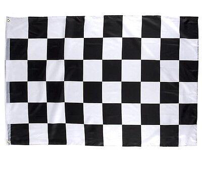 2 CHECKERED FLAG 3 X 5 FEET 36