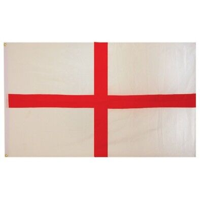 ST GEORGES CROSS ENGLAND FLAG 5FT X 3FT