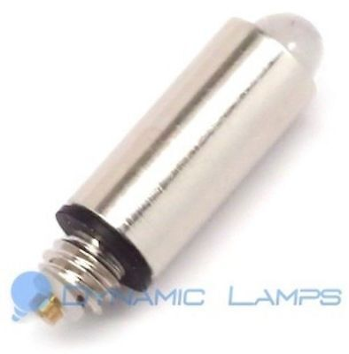 2.5v Halogen Replacement Lamp Bulb For Welch Allyn 00200-u Otoscope Anoscope
