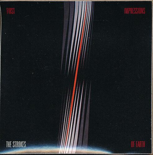 The Strokes First Impressions of Earth RARE promo sticker 2006
