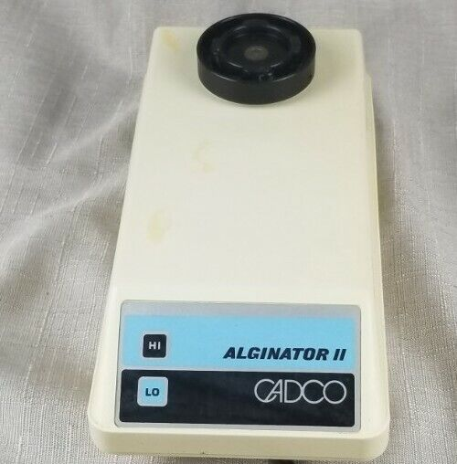 Cadco Alginator 2 Tested and Working
