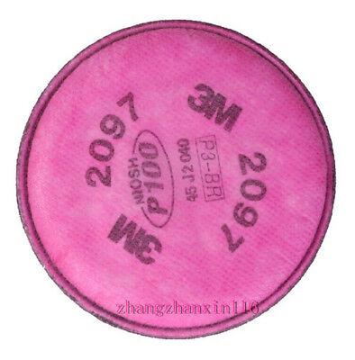 3m 2097 Particulate Filter P100 3m 620068007502 Respirator1packs-100packs