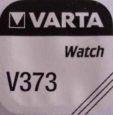 373 , V373 , SR916SW Batterie Uhren Knopfzelle Varta Watch 1,55V. Mengen Rabatt