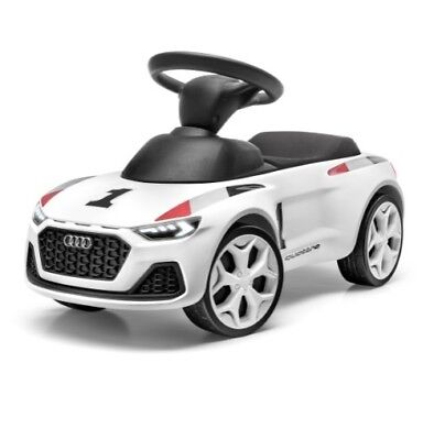 Audi Quattro Junior Rutscherauto Baby Racer Original Led 3201401000 Motorsport Spielzeug