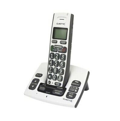 Clarity D613 Amplified Cordless Telephone with Answering Machine (A)