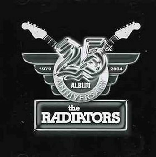 THE RADIATORS 25th Anniversary Album CD BRAND NEW Best Of Radiology